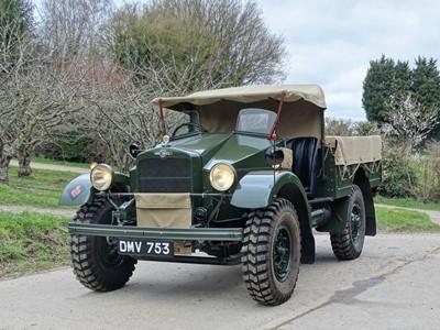 Lot 21 - 1935/6 Morris CS8 15cwt GS