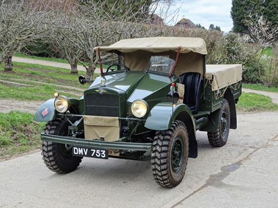 Lot 1935/6 Morris CS8 15cwt GS