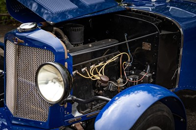 Lot 1937 Talbot BD75 Sports Special