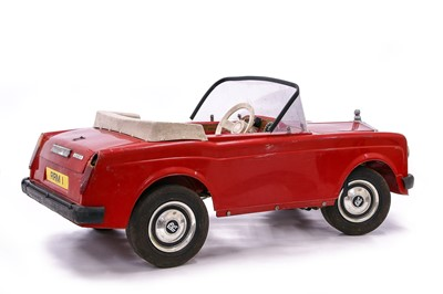 Lot 78 - Rolls-Royce Corniche Electric Childs Car by Triang
