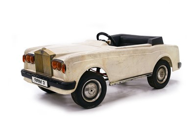 Lot 80 - Rolls-Royce Corniche Electric Childs Car by Triang