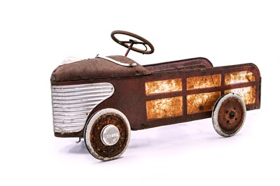 Lot 81 - Torck Pedal Car, c1950s