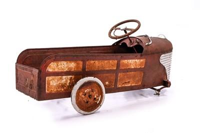 Lot 81 - Torck Pedal Car, c1950s