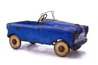 Lot 87 - Triang Pedal Car, c1950s