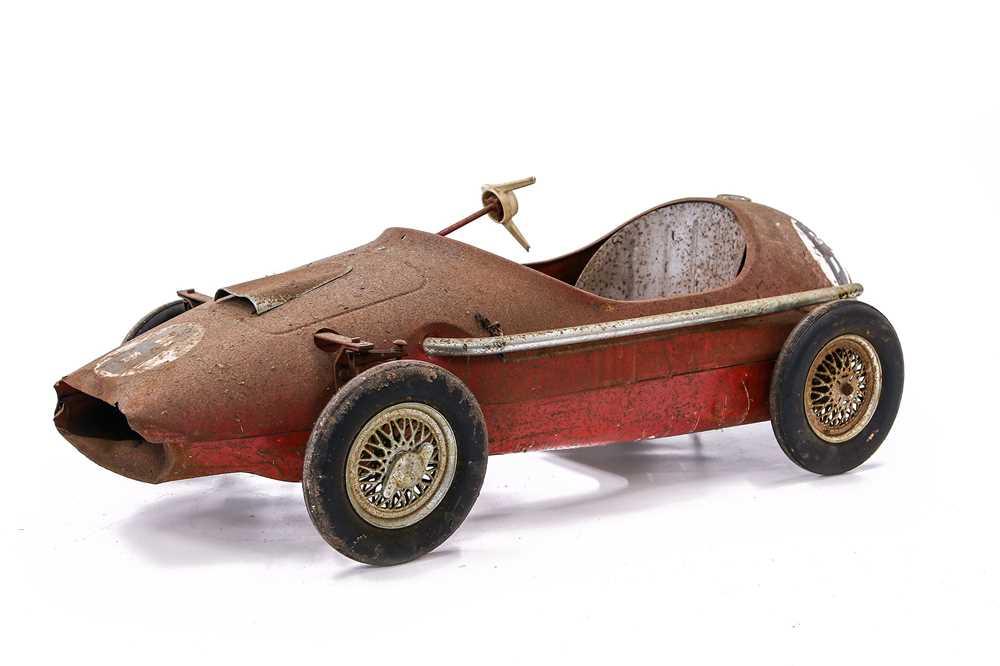 Lot 88 - Ferrari Grand Prix Single-Seater Pedal Car, c1960s