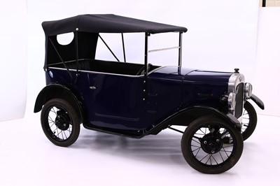 Lot 93 - Austin Seven Tourer Electric Childs Car