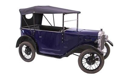 Lot 93 - Austin Seven Tourer Electric Childs Car