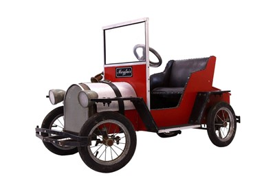 Lot 95 - A Makeshift Childs Electric Car - 'The Mayfair'