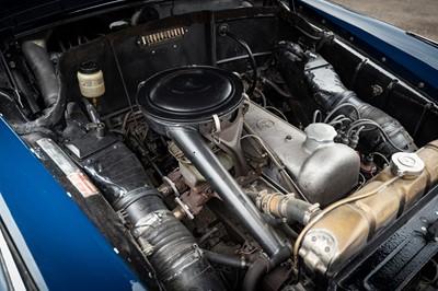 Lot 1959 Mercedes 219 Ponton