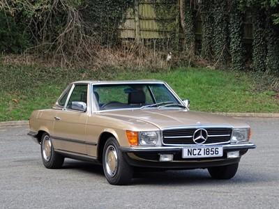 Lot 30 - 1985 Mercedes-Benz 280 SL