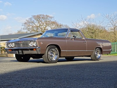 Lot 1967 Chevrolet El Camino Custom