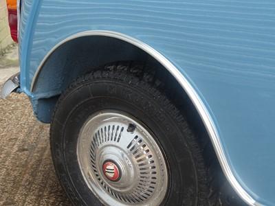 Lot 211 - 1963 Morris Mini 850