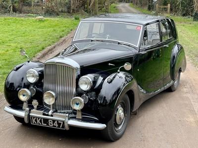 Lot 42 - 1948 Bentley MkVI Saloon