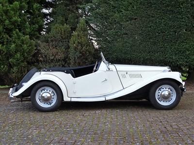Lot 1954 MG TF
