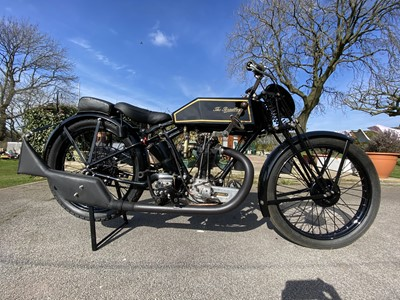 Lot 1923 Bradbury Racer