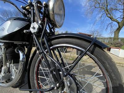 Lot 1939 Norton International 500cc
