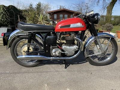 Lot 1964 Norton Atlas