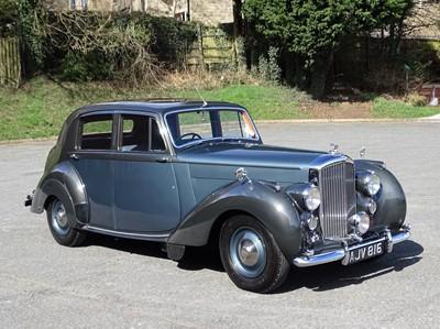 Lot 1948 Bentley MKVI Saloon