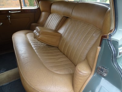 Lot 57 - 1958 Rolls-Royce Silver Cloud