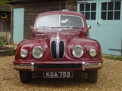 Lot 58 - 1952 Bristol 401