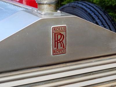 Lot 1928 Rolls-Royce 20hp Tourer