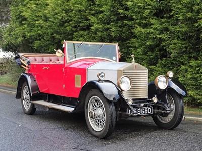 Lot 328 - 1928 Rolls-Royce 20hp Tourer
