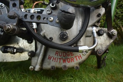 Lot 1934 Rudge Ulster