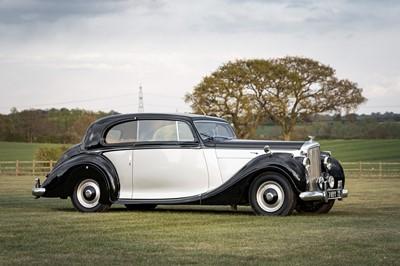 Lot 51 - 1949 Bentley Mk VI 'Pillarless' Coupe