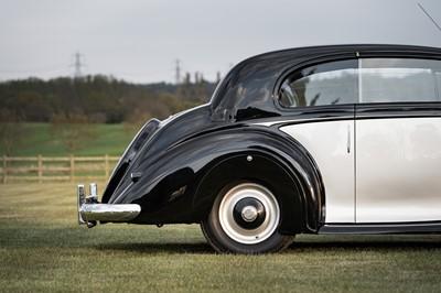 Lot 1949 Bentley Mk VI 'Pillarless' Coupe