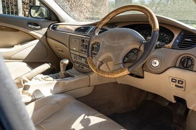 Lot 353 - 1999 Jaguar S-Type