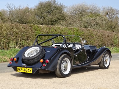 Lot 313 - 1978 Morgan 4/4 Two-Seater