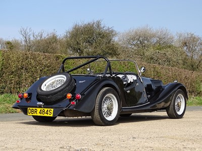 Lot 1978 Morgan 4/4 Two-Seater