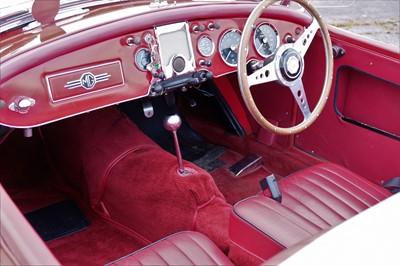 Lot 1958 MG A 1500 Roadster