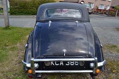 Lot 365 - 1954 Riley RME 1.5 Litre