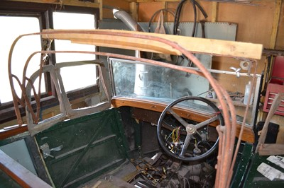 Lot 339 - 1931 Morris Minor Two-Seater Tourer