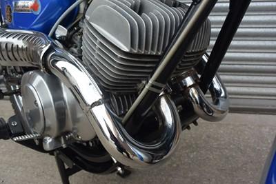 Lot 1966 Suzuki TC250