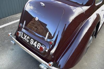Lot 11 - 1951 MG YA Saloon
