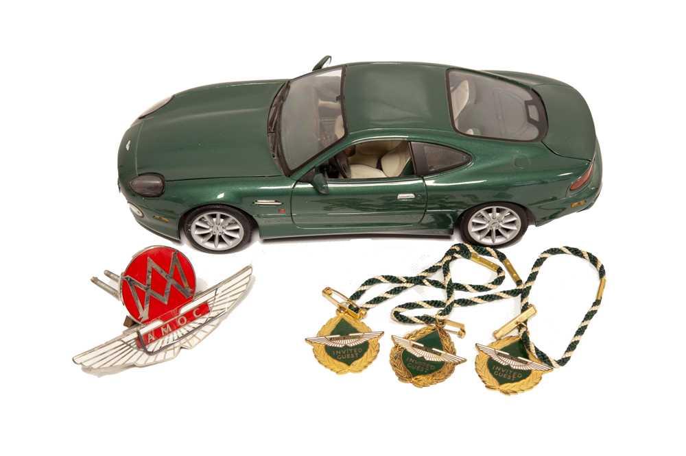 Lot 60 - Aston Martin Ephemera