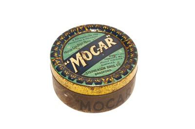 Lot 62 - 'Mo-car' Polish Tin