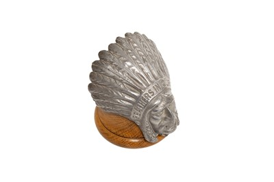Lot 63 - Guy Trucks 'Feathers in Our Cap' Mascot