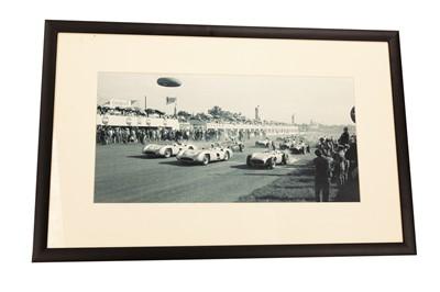 Lot 65 - Framed and Glazed Large-Format Photographs