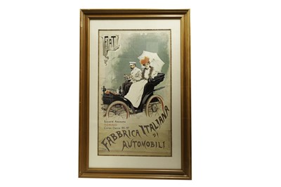Lot 66 - Four Framed and Glazed Posters