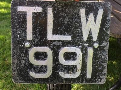 Lot 202 - 1957 Itom Sport