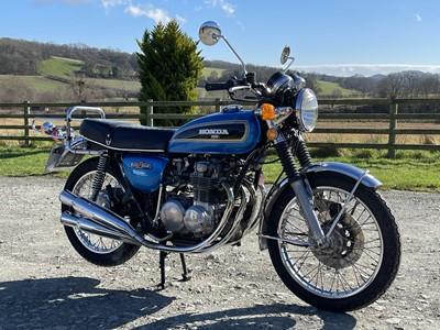 Lot 1975 Honda 500/4 K1