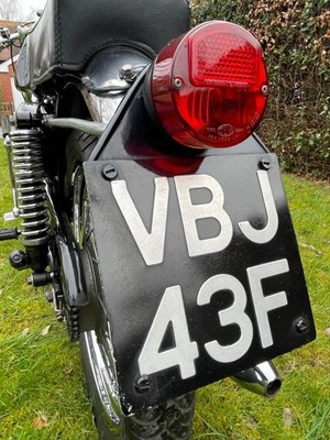 Lot 1968 Motobi Barracuda