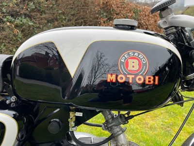 Lot 40 - 1968 Motobi Barracuda