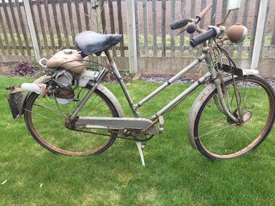 Lot 200. - c1958 Phillips/Power Pak Autocycle
