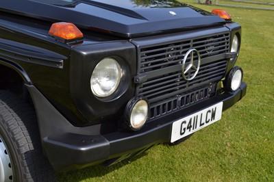 Lot 358 - 1990 Mercedes-Benz G-Wagon 300 GD
