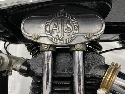 Lot 1936 AJS Model 26