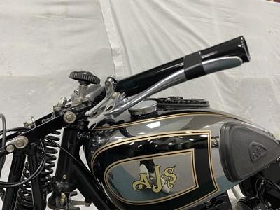 Lot 1937 AJS Model 26